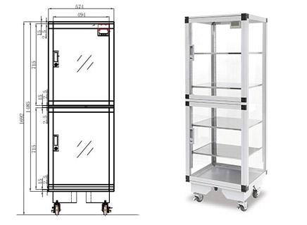 EPDA 402-00 Dry Storage Cabinet