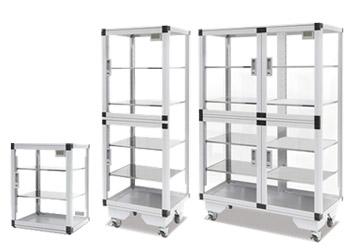 EPDA Series Dry Storage Cabinets